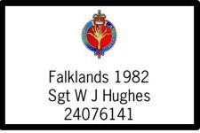 SGT W J Hughes
