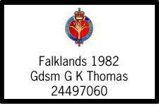 Gdsm G K Thomas