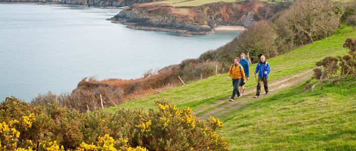 2-7 Oct: New Quay to Whitesands Bay read more